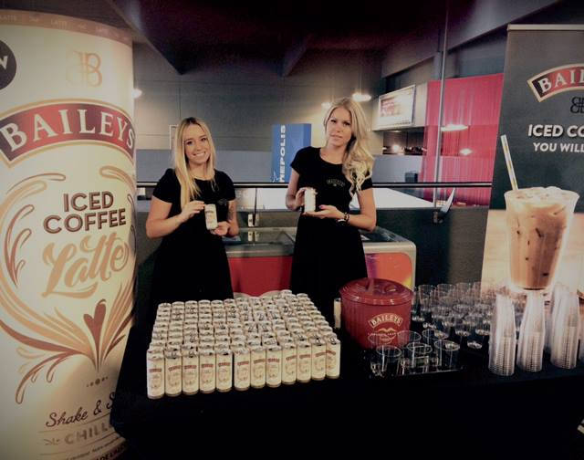 Launch Baileys Iced Coffee