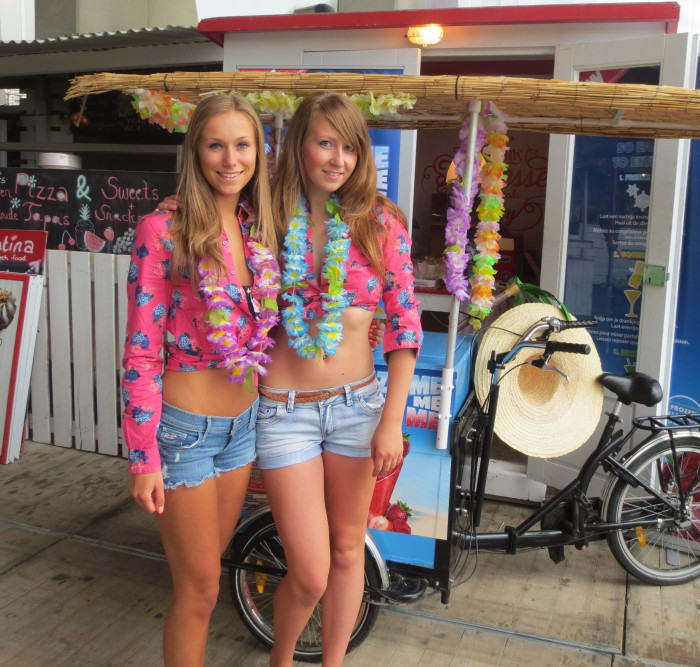 Parrot Bay brand activation