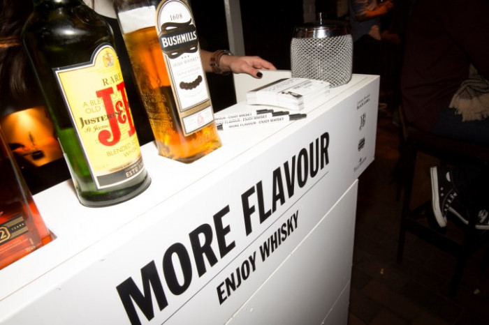 Whisky Nights nightlife activations