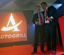 Autogrill personeelsfeest
