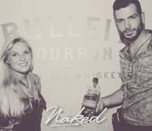 Bulleit Bourbon nightlife activatie