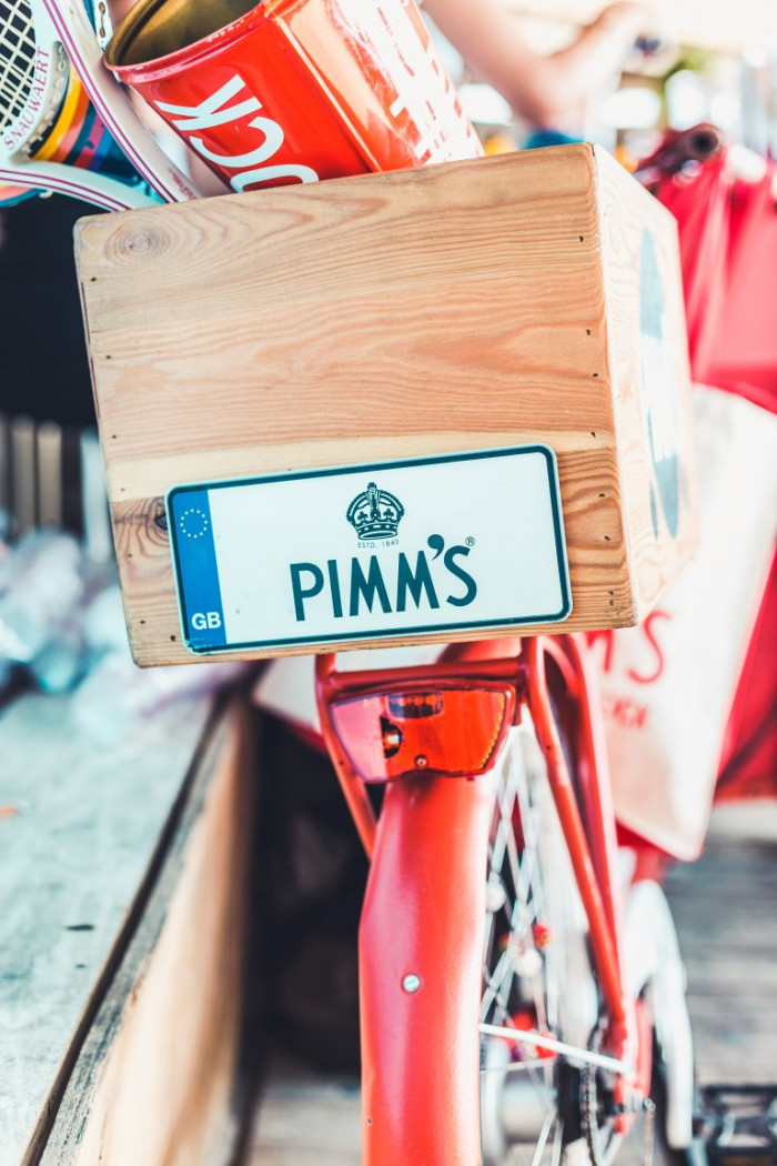Pimm's on-trade
