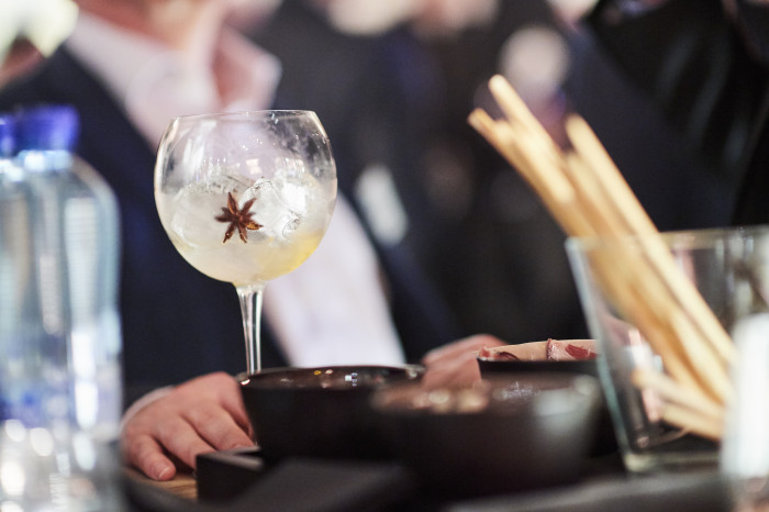 Annual cocktail for Spirits Europe