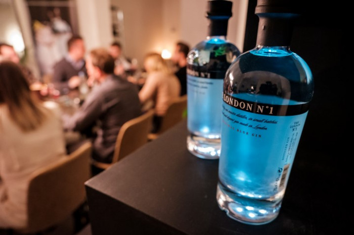 Launch event Nomand & London n°1 Gin