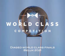 Diageo World Class Competition BELUX Finals 2021
